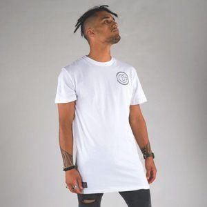 Classic Cuzy T Men's White Short Sleeve T-Shirt
